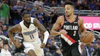 CJ McCollum 41 Points vs Magic Needed Win! 2019-20 NBA Season