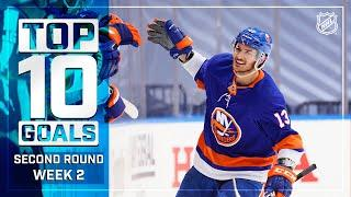 Top 10 Goals from Week 2 of the Second Round | Stanley Cup Playoffs | NHL