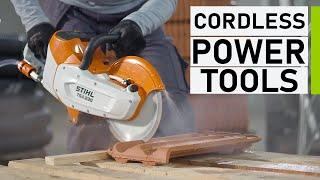 Top 10 New Cordless Electric Power Tools
