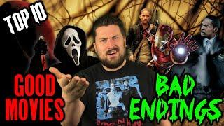 Top 10 Good Movies with Bad Endings