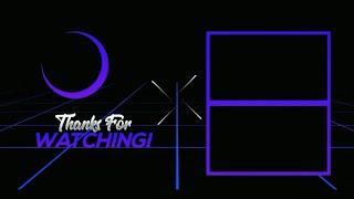 Amazing Top 10 New End Screen Outro Template 2020 | No Copyright | Xps editz
