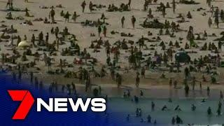 Sweltering temperatures hit Sydney | 7NEWS