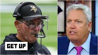 'Analytics loses another game' - Rex Ryan reacts to Vikings losing to Seahawks | Get Up
