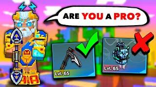Top 10 PRO WEAPONS in Pixel Gun 3D! (Are You a Pro?)