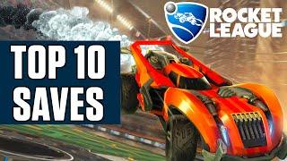 Rocket League's Top 10 Saves Of All-Time