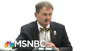 Missouri Tracked Patients' Periods In GOP Anti-Abortion Effort | Rachel Maddow | MSNBC