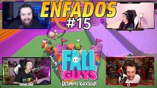 LLOROS Y ENFADOS TOP #15   FALL GUYS   TEMPORADA 2