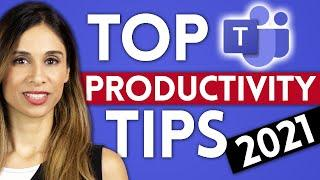 Top 10 Tips in Microsoft Teams You Didn't Know You Needed | Shortcuts, Power Automate, Polls & more