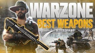 Best Weapons in WARZONE Battle Royale! (Modern Warfare In Depth)