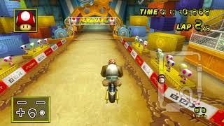 【MKW WR】  Toad's Factory - 1:45.236 - Ross