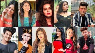 Tiktok Today New Tiktok Video I Top 10 Tiktok Male Stars In India I Riyaz.14 I Mr Faisu I Team07 I