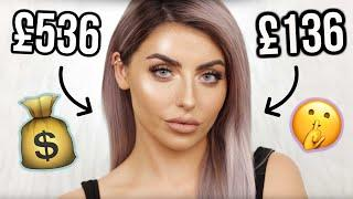 SAVE YO MONEY! HALF DRUGSTORE HALF HIGH END MAKEUP TUTORIAL! aka THE BEST DUPES! EVERY DAY GLAM!