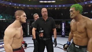 Khabib vs. Acid Man (EA Sports UFC 3)