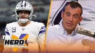 Dak isn't a top-10 QB but Cowboys have no choice but to pay him like one — Gottlieb   NFL   THE HERD