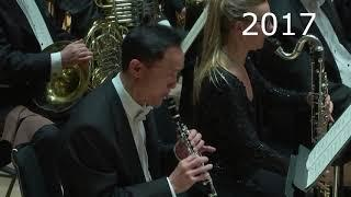 The Rite of Spring: Marian Catholic High School (1995) and the London Symphony Orchestra (2017)