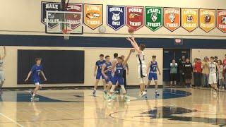 Hale & Oscoda place in the top 10 in three-point percentage