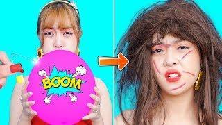 Girl DIY! 23 AMAZING LIFE HACKS WITH BALLOONS | AWESOME BALLOON TRICKS & FUNNY HACKS THAT WORK MAGIC