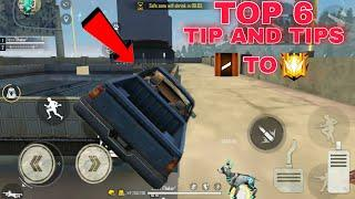 Top 10 tips and tricks|hidden place|tamil|grandmaster|free fire|sharvesh gaming|FACTORY|alok free