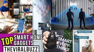 TOP Smart Home Security Gadgets Available On Amazon & AliExpress| Gadgets Under Rs100, Rs500, Rs1000