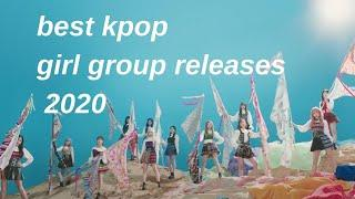 my top 10 kpop girl group releases of 2020