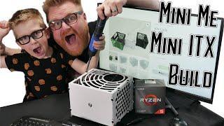 Building a Mini PC with a Mini ME! 678 ITX Case Review