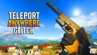 """Modern Warfare Infected Glitches"" - NEW Teleport Anywhere Glitch ONLINE (COD Mw Infected Glitches)"