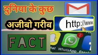 World unknown top 10 fact in hindi by tech and fact ||  Rare fact in  hindi video||