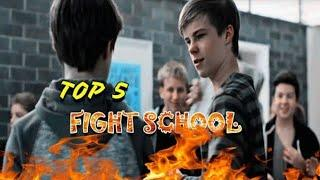 Top 5 School Fight Scenes Satisfaya Movies Scenes
