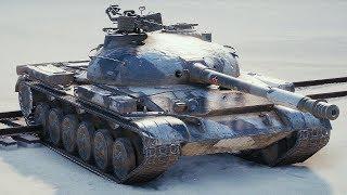 World of Tanks Object 140 - 9 Kills 9,8K Damage (1 VS 6)