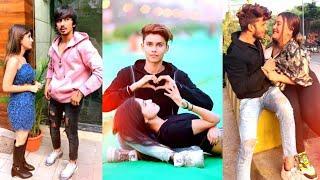 New Tik Tok cute couple goals a video || Tik Tok gf bf love story Tik Tok || couple goals Tik Tok