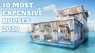 Top 10 Most Expensive Houses In The World 2020