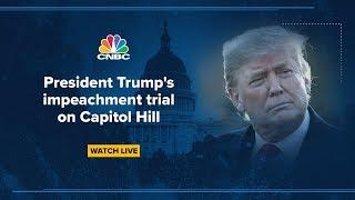 IMPEACHMENT TRIAL LIVE: Senate debates crucial witness vote in Trump's impeachment trial – 1/31/2020