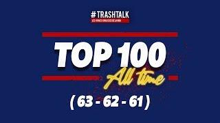 NBA TOP 100 ALL-TIME : PLACES 63 - 62 - 61 !