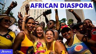 Top 10 Countries with the Largest African Population (BLACKS) outside  Africa