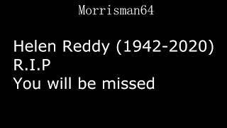 R.I.P singer Helen Reddy, '70s hitmaker, dies at 78