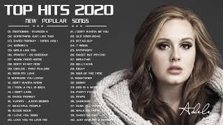 Maroon 5, Ed Sheeran, Adele, Taylor Swift, Shawn Mendes, Ariana Grande - Best Pop Music 2020