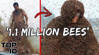 Top 10 Scary World Records You Won't Believe