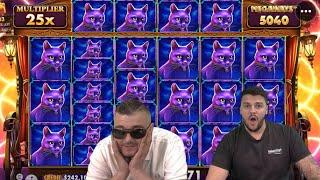 TOP 5 RECORD WINS OF THE WEEK ★ CRAZY INSANE COMPILATION FROM CASINO STREAMERS