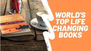 Top 10 Life Changing Books | Top Books | World's Best Life Changing Books | Motivational Books