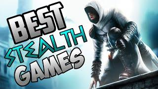 TOP 10 Insane Stealth Games For Low End PCs (No GPU)