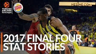 2017 Final Four Stat Stories