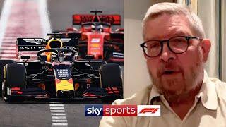 Ross Brawn explains the 'biosphere' plan to restart the 2020 season | The F1 Show