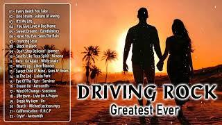 Best Driving Rock Songs - Great Road Trip Rock Music - Acoustic Rock Songs Collection 2020
