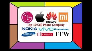 top 10 smartphone companies in the world 2020 III दुनिया की शीर्ष 10 स्मार्टफोन कंपनियां