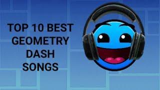 Top 10 Best Geometry Dash songs