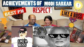 WAH MODIJI WAH | Achievements Of Modi Sarkar | Thug Life