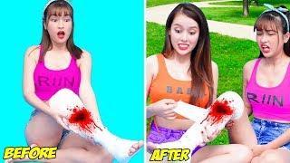 Girl DIY! 23 BEST FUNNY PRANKS ON FRIENDS | Funny DIY Pranks Compilation | Funny Tricks & Prank Wars
