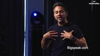 Vishen Lakhiani, Education Speaker, The Four Rules of Life that Change Your View of Everything