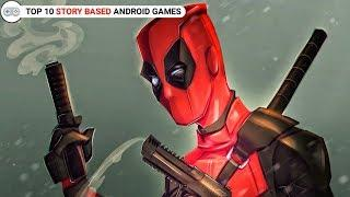 TOP 10 OFFLINE STORY BASED ANDROID GAMES 2020