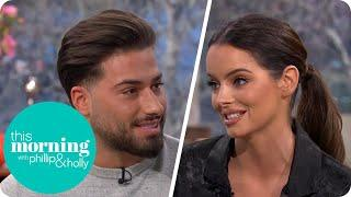 Kem and Maura Reveal the Latest Love Island Gossip   This Morning